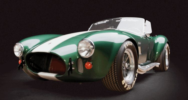 Rm Dallas Preview - ORIGINAL 1967 Shelby 427 Cobra gif