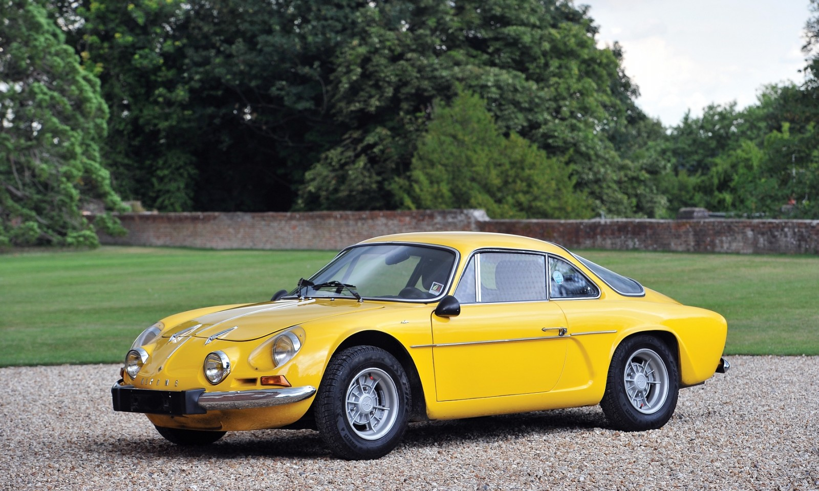 Rm London Highlights Gallery - 1973 Alpine A110 Berlinette 1
