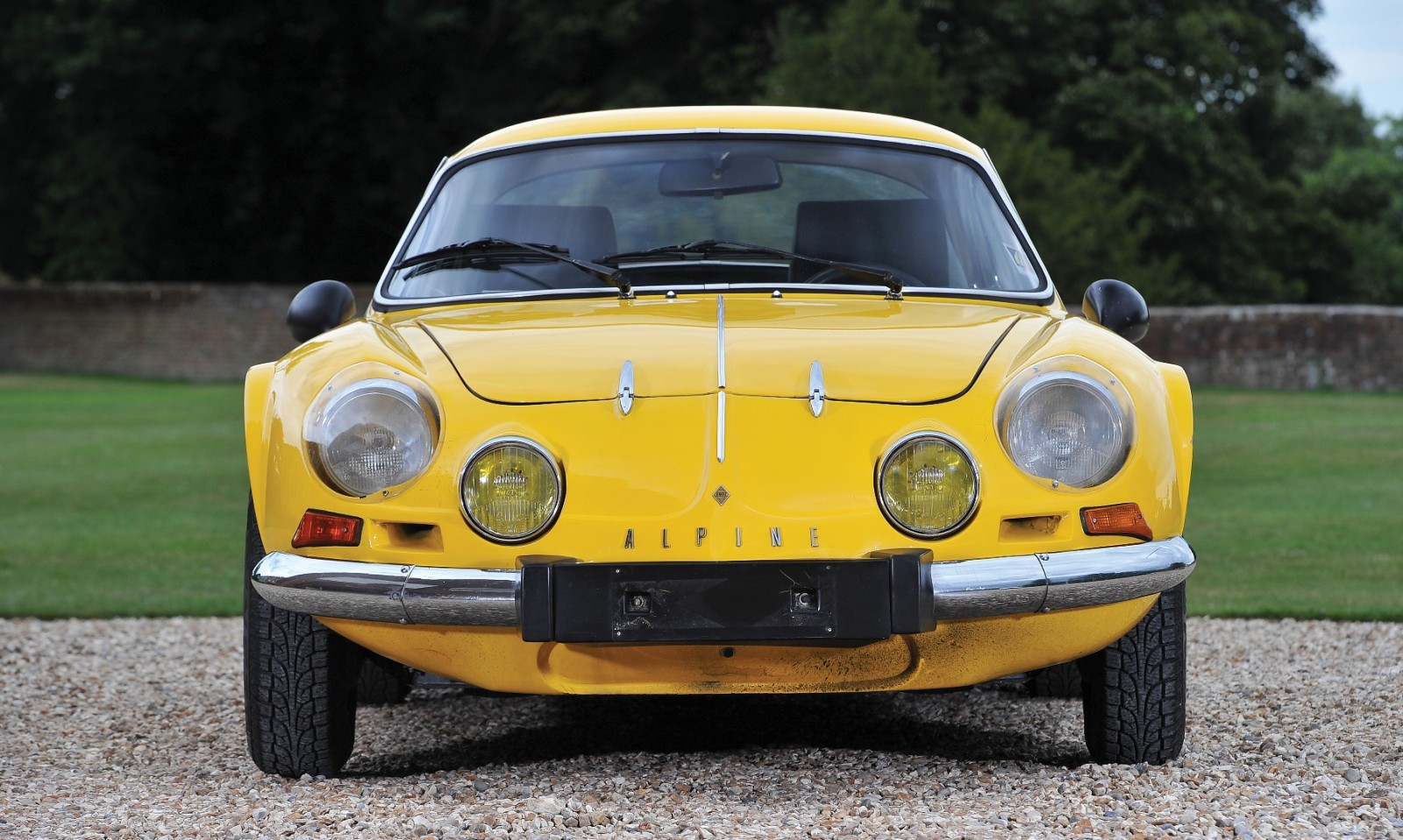 Rm London Highlights Gallery - 1973 Alpine A110 Berlinette 16