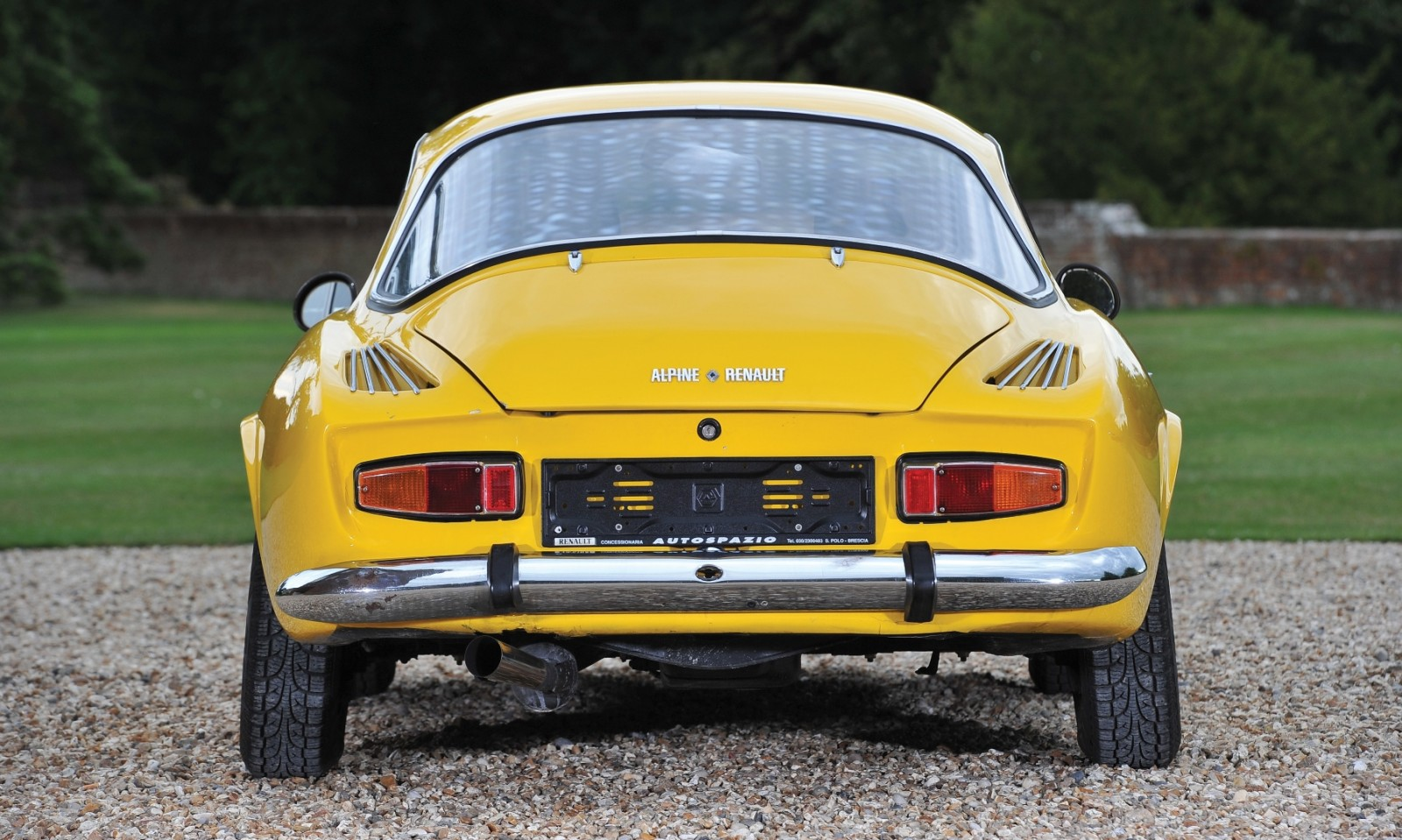 Rm London Highlights Gallery - 1973 Alpine A110 Berlinette 17