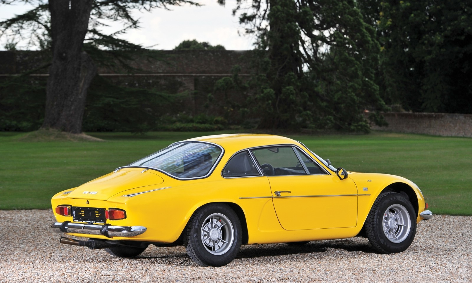 Rm London Highlights Gallery - 1973 Alpine A110 Berlinette 2