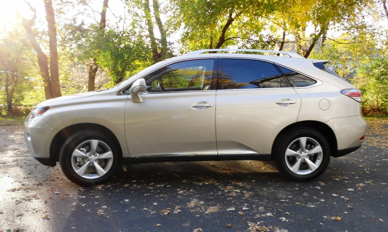 Road Test Review - 2015 Lexus RX350 AWD  17