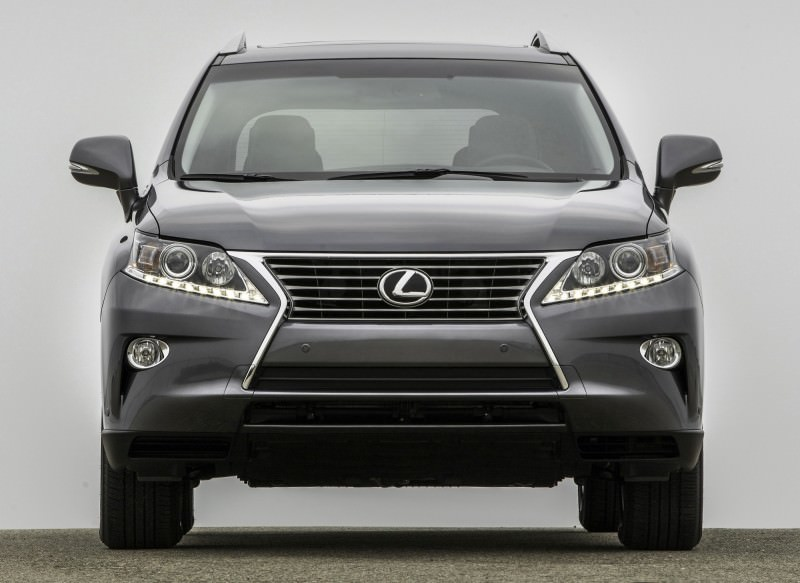 Road Test Review - 2015 Lexus RX350 AWD  2