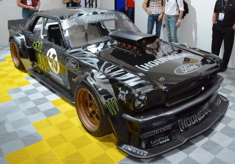SEMA 2014 ShowCARS Gallery 113