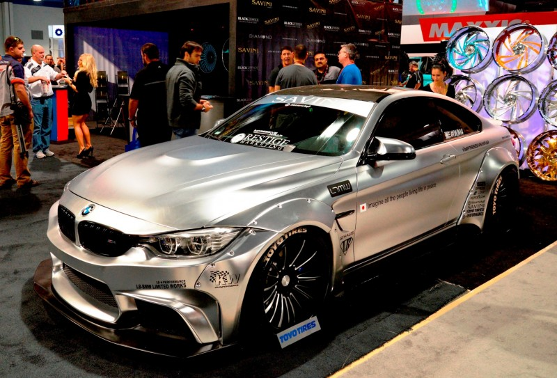 SEMA 2014 ShowCARS Gallery 14