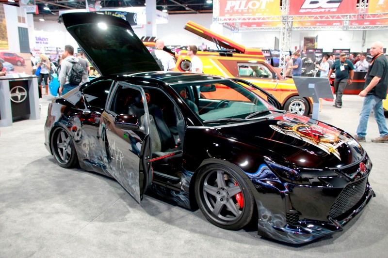 SEMA 2014 ShowCARS Gallery 27