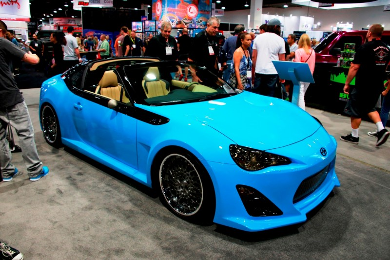 SEMA 2014 ShowCARS Gallery 30
