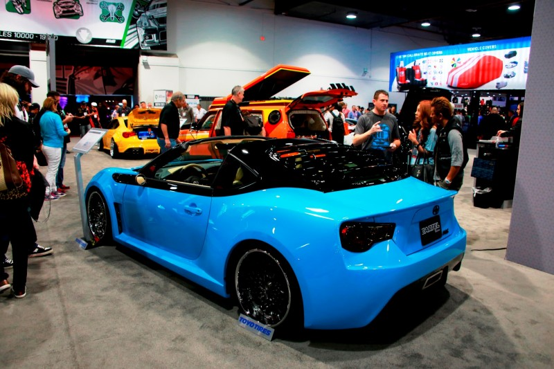 SEMA 2014 ShowCARS Gallery 31