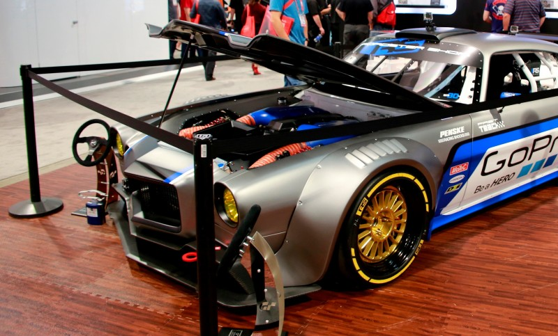 SEMA 2014 ShowCARS Gallery 34