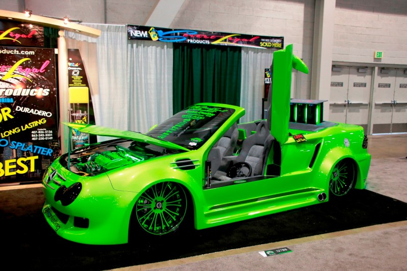SEMA 2014 ShowCARS Gallery 38