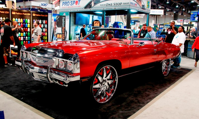 SEMA 2014 ShowCARS Gallery 45