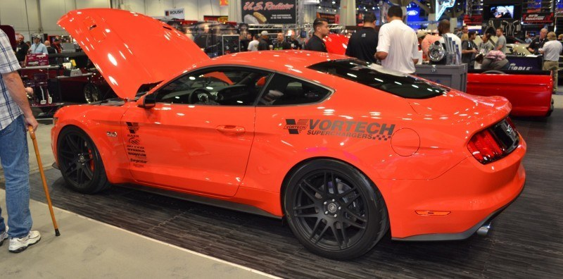 SEMA 2014 ShowCARS Gallery 93