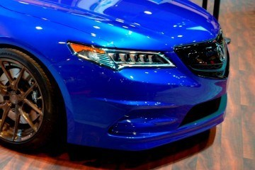 Update1 Acura Previews SEMA TLX Concept From Galpin Auto Sports