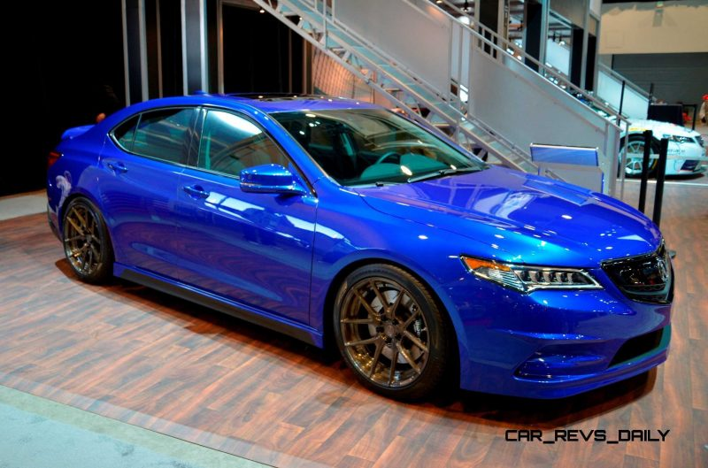 SEMA 2014 Showfloor Photo Gallery - The CARS 13