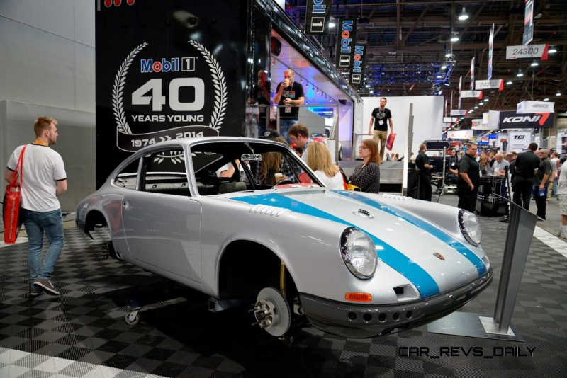 SEMA 2014 Showfloor Photo Gallery - The CARS 14