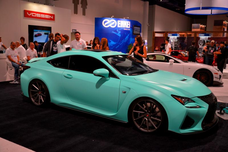 SEMA 2014 Showfloor Photo Gallery - The CARS 20