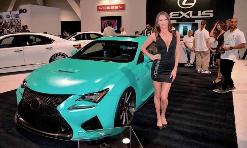 SEMA 2014 Showfloor Photo Gallery - The CARS 22