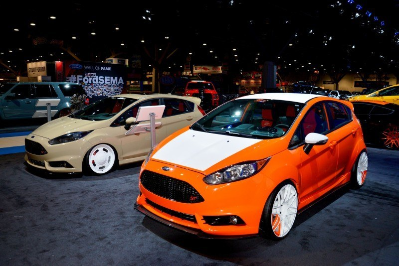 SEMA 2014 Showfloor Photo Gallery - The CARS 28