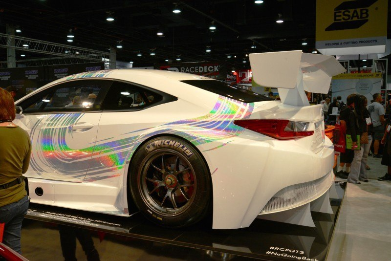 SEMA 2014 Showfloor Photo Gallery - The CARS 37