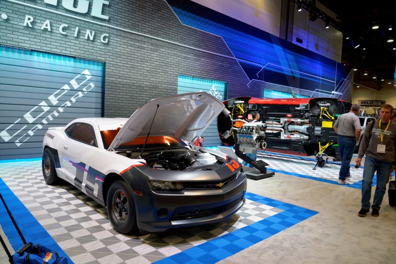 SEMA 2014 Showfloor Photo Gallery - The CARS 4