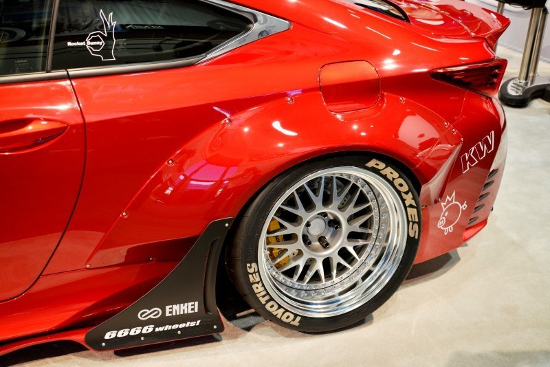 SEMA 2014 Showfloor Photo Gallery - The CARS 40