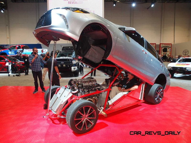 SEMA 2014 Showfloor Gallery   The CARS! 100 High Res Photos SEMA 2014 Showfloor Photo Gallery The CARS 76 800x600 photo