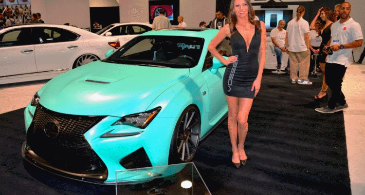 SEMA 2014 Showfloor Photo Gallery - The CARS gif