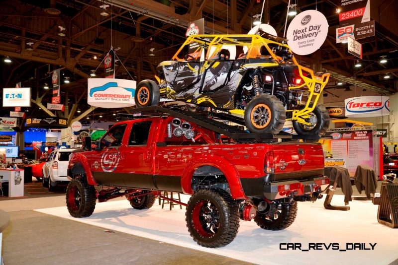 SEMA 2014 Showfloor - TRUCKS Photo Gallery 13