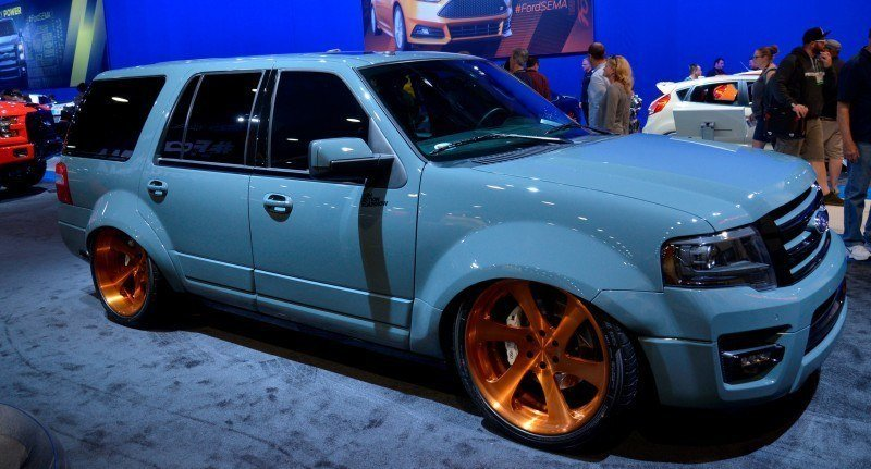 SEMA 2014 Showfloor - TRUCKS Photo Gallery  2