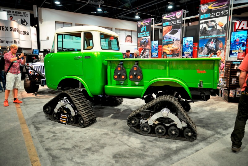 SEMA 2014 Showfloor - TRUCKS Photo Gallery 20