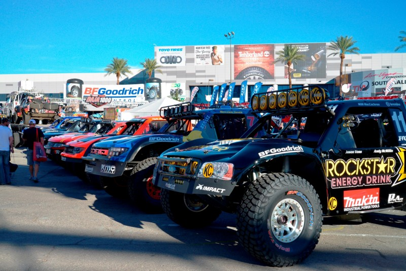 SEMA 2014 Showfloor - TRUCKS Photo Gallery 4