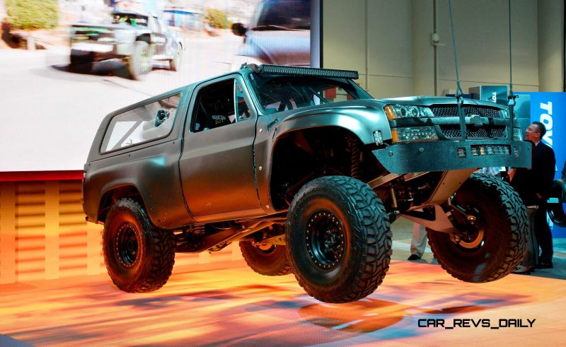 SEMA 2014 Showfloor - TRUCKS Photo Gallery 6