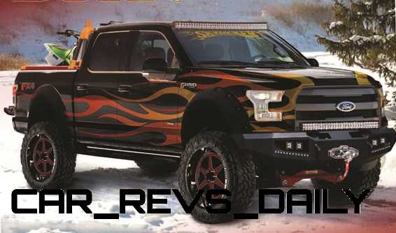 Skyjacker Controlled Burn F-150