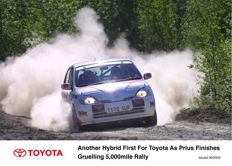 TOYOTA Rally Racing Hall of Fame - 101 AMAZING and RARE Photo Showcase 22
