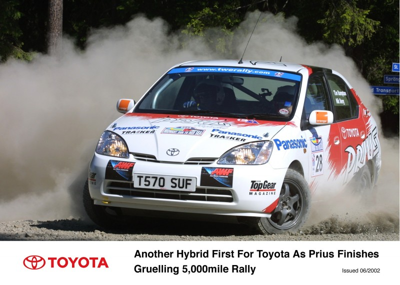 TOYOTA Rally Racing Hall of Fame - 101 AMAZING and RARE Photo Showcase 23