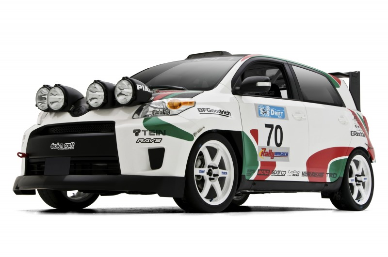 TOYOTA Rally Racing Hall of Fame - 101 AMAZING and RARE Photo Showcase 27