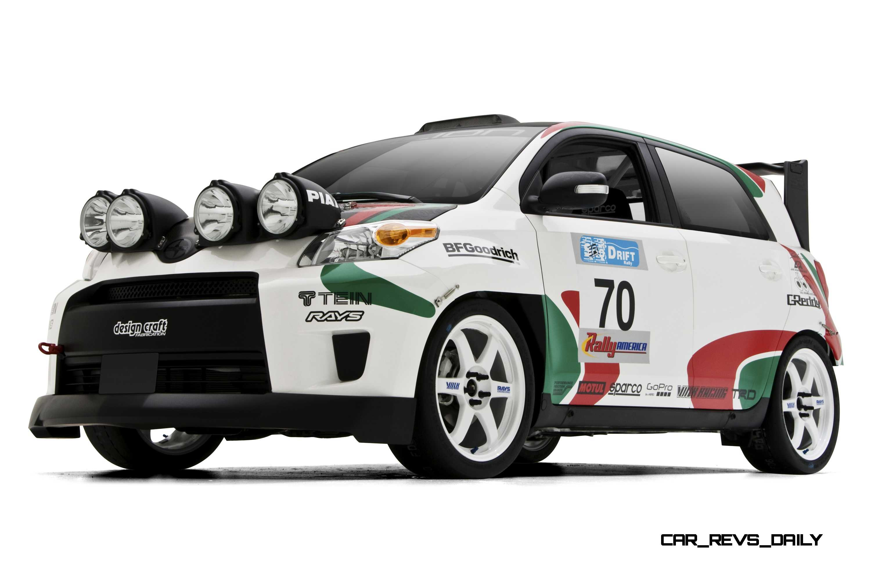 Toyota Rally Racing Hall of Fame 101 AMAZING and RARE