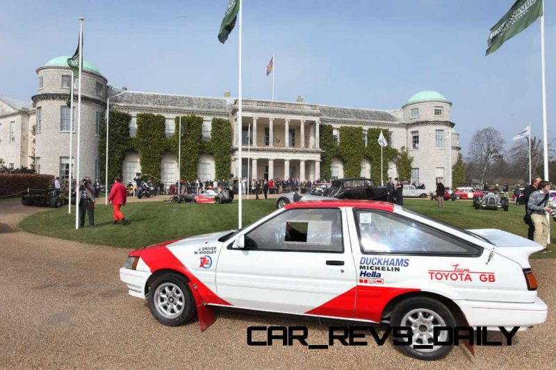 TOYOTA Rally Racing Hall of Fame - 101 AMAZING and RARE Photo Showcase 34