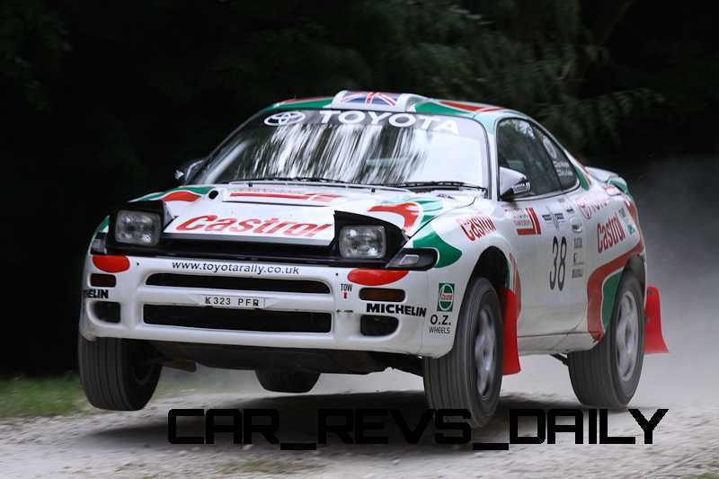 TOYOTA Rally Racing Hall of Fame - 101 AMAZING and RARE Photo Showcase 35