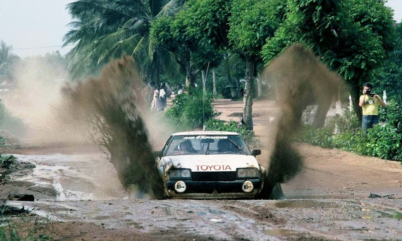TOYOTA Rally Racing Hall of Fame - 101 AMAZING and RARE Photo Showcase 39