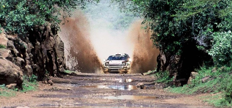TOYOTA Rally Racing Hall of Fame - 101 AMAZING and RARE Photo Showcase 47