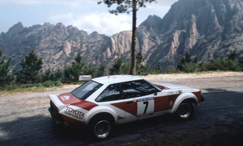 TOYOTA Rally Racing Hall of Fame - 101 AMAZING and RARE Photo Showcase 81