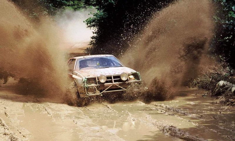 TOYOTA Rally Racing Hall of Fame - 101 AMAZING and RARE Photo Showcase 83