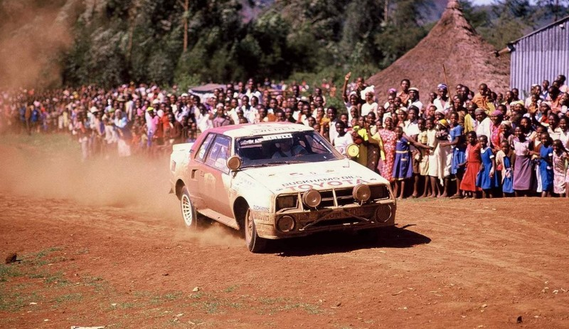 TOYOTA Rally Racing Hall of Fame - 101 AMAZING and RARE Photo Showcase 84