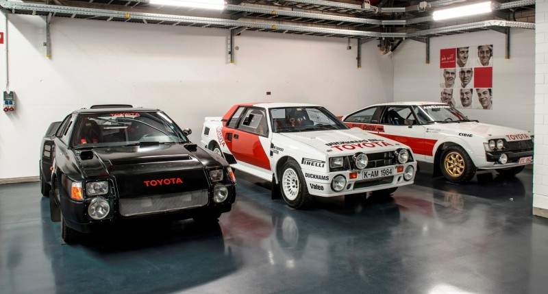 TOYOTA Rally Racing Hall of Fame - 101 AMAZING and RARE Photo Showcase 97