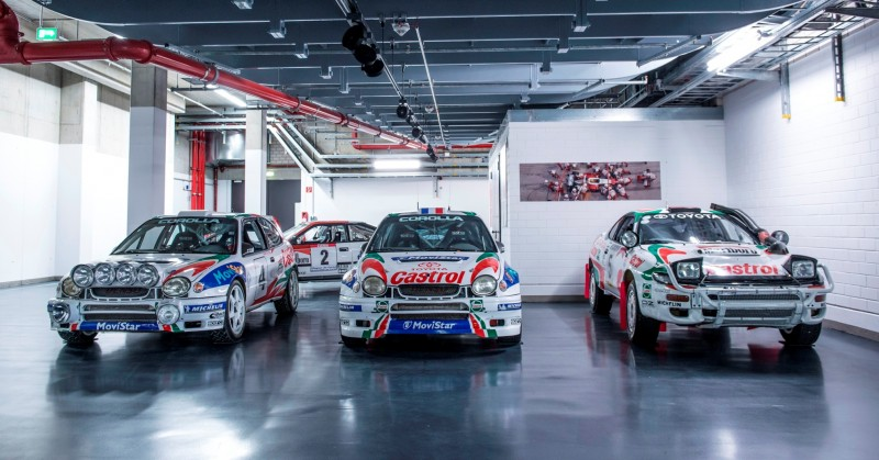 TOYOTA Rally Racing Hall of Fame - 101 AMAZING and RARE Photo Showcase 98