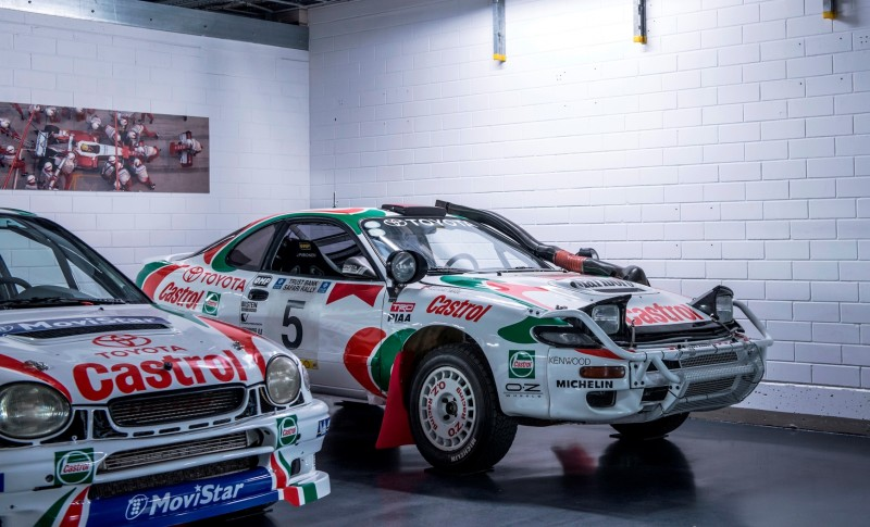 TOYOTA Rally Racing Hall of Fame - 101 AMAZING and RARE Photo Showcase 99
