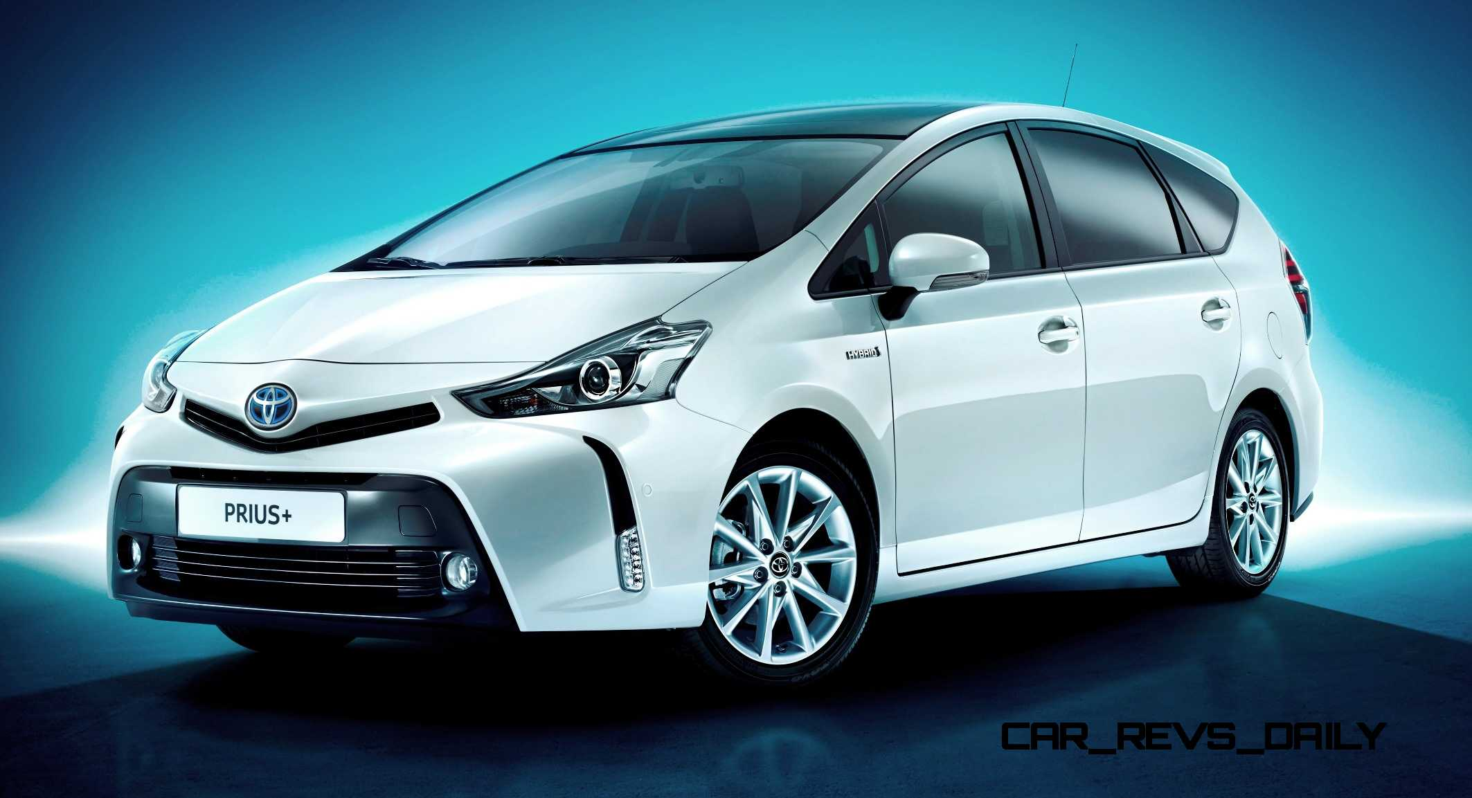 Refreshed 2015 Toyota Prius V Pricing