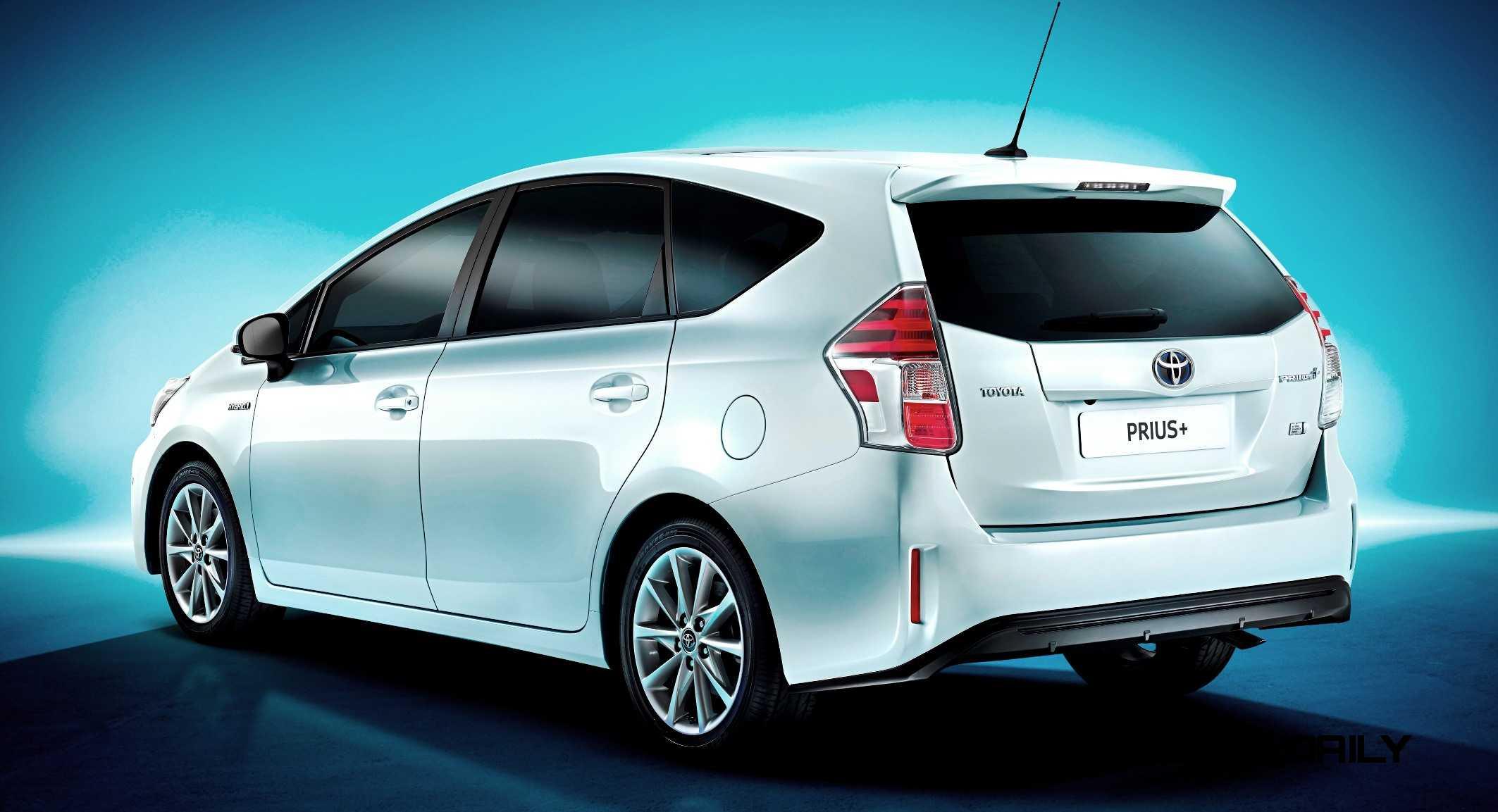 C Max Energi >> Refreshed 2015 Toyota Prius V Pricing