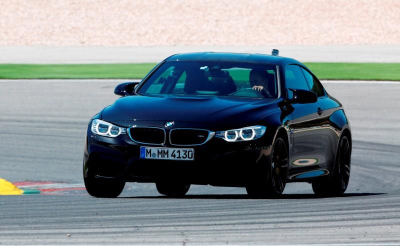 Track Drive Video - 2015 BMW M4 1